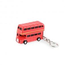 """Брелок с подсветкой  """"Лондонский автобус"""""""