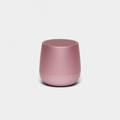Два Bluetooth динамика Lexon TWIN MINO stereo, розовый