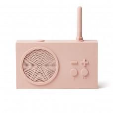"""Радио """"Tykho 3"""" розовый"""