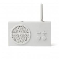 """Радио """"Tykho 3"""" белое"""