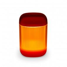 Светильник-тайник Lexon SECRET, оранжевый