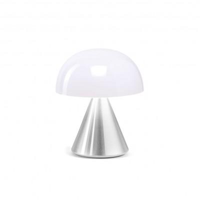 Мини светодиодная лампа Lexon MINA, 8,3 х 7,7 см, алюминий