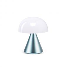 Мини светодиодная лампа Lexon MINA, 8,3 х 7,7 см, синий