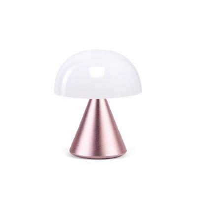 Мини светодиодная лампа Lexon MINA, 8,3 х 7,7 см, розовый