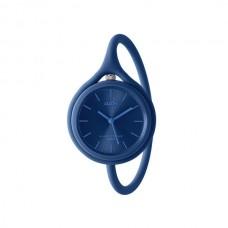 Часы универсальные Take Time с ремешком из силикона, синие