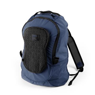Рюкзак в кошельке Lexon Peanut, 240 гр, синий