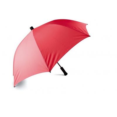 Ультралегкий зонт Run, красный