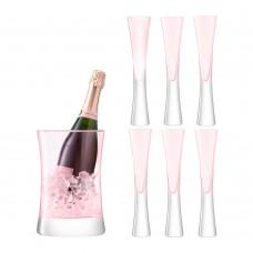 Набор для шампанского Moya 7 элементов