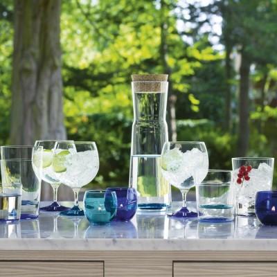 Набор бокалов для вина Coro, цветные