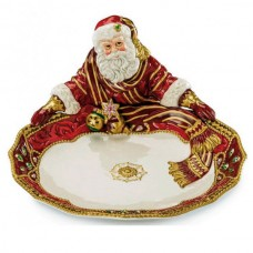 "Блюдо круглое ""Санта"""