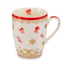 Чашка новогодняя, 10,5 см