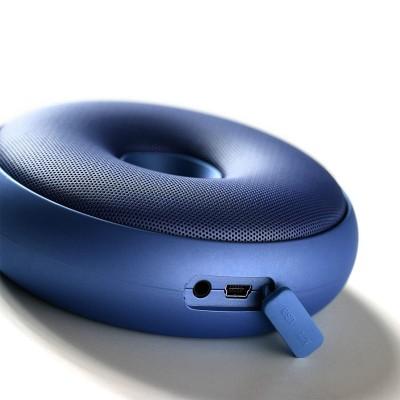 Портативный динамик Lexon HOOP, синий