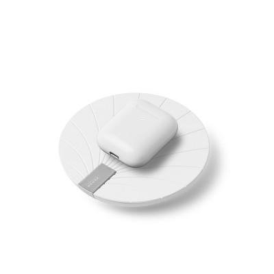 """Беспроводное зарядное устройство """"BALI EXTRASLIM"""", белый"""