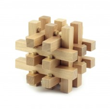 """Головоломка """"3D-пазл"""", деревянная второго уровня сложности"""