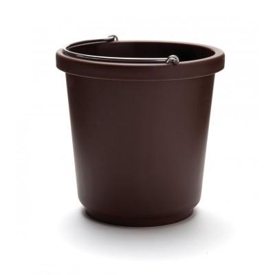 Универсальная подставка для нужных вещей, коричневая