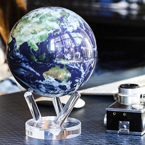 Как устроена Самая крутая игрушка Гиро-глобус  Solar Globe Mova