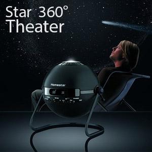 Домашний планетарий Star Theatre