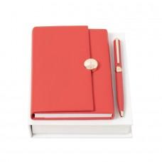 Набор блокнот А6 и ручка Medaillon Nina Ricci
