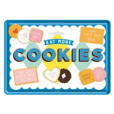 "Открытка ""Cookies"" Nostalgic Art (10294)"