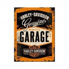 """Магнит """"Harley-Davidson Garage"""""""
