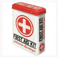 "Коробка для пластыря ""First Aid Kit-Classic"""