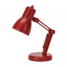 Мини LED лампа для чтения, красная
