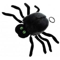 Сумасшедший паук с блестящими глазами