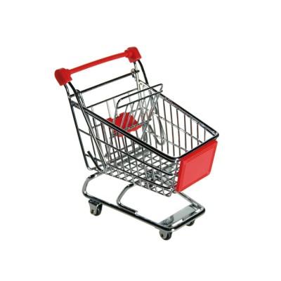 Органайзер ООТВ Супермаркет металлический, красный
