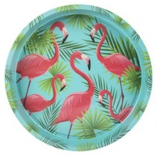 """Поднос """"Flamingo"""" 33 см, салатовый"""