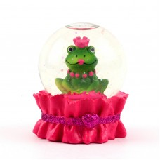 Шар с лягушкой-принцем