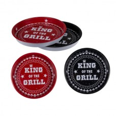 Поднос ООТВ King of the Grill металлический
