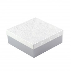 "Коробка подарочная ""Silver"" 18 х 18 х 8 см"