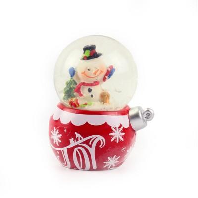 """Новогодняя игрушка """"Снеговик"""", 7 х 4 см"""