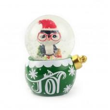 """Новогодняя игрушка """"Пингвин"""", 7 х 4 см"""