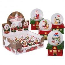 "Снежный шар ""Christmas figures"""