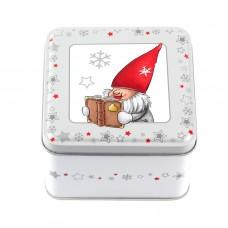 """Коробка рождественская """"Гном"""""""