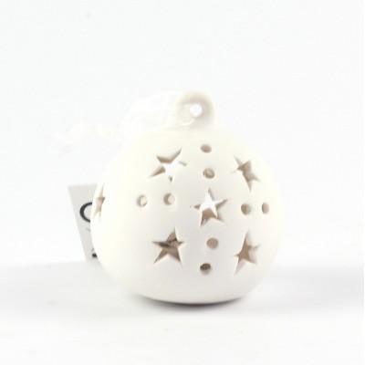 """Новогодняя игрушка шар """"Звездочки"""""""