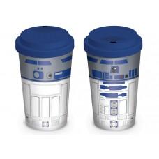 Кружка для путешествий Star Wars (R2D2) / Звёздные войны