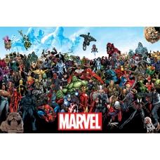 Постер Marvel (Universe)