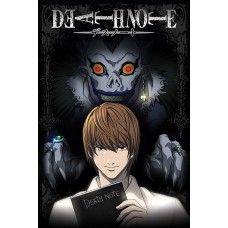 "Постер ""Death Note (From The Shadows)"""