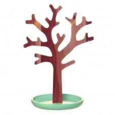 """Подставка для украшений """"Necklace Tree"""" мятная"""