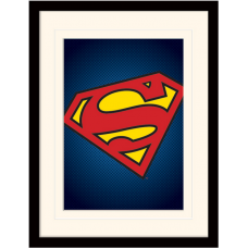 "Постер в раме ""DC Comics (Superman Symbol)"""