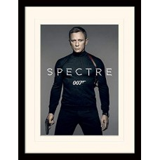 "Постер в раме  ""James Bond (Spectre - Colour Teaser)"""