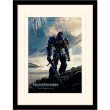 "Постер в раме  ""Transformers The Last Knight (Rethink Your Heroes)"""