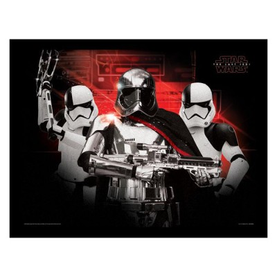 Постер Star Wars The Last Jedi (Stormtrooper Team) 30 х 40 см