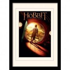 """Постер в раме """"The Hobbit (One Sheet)"""" 30 х 40 см"""