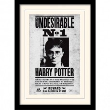 "Постер в раме ""Harry Potter (Undesirable No1)"" 30 x 40 см"