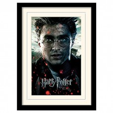 "Постер в раме ""Harry Potter (Deathly Hallows Part 2 - Harry)"" 30 x 40 см"