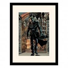 """Постер в раме """"Batman (The Joker Released)"""" 30 x 40 см"""