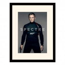 "Постер в раме  ""James Bond (Spectre - Colour Teaser)"" 30 x 40 см"